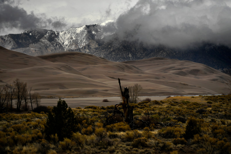 photo -Great Sand Dunes National Park