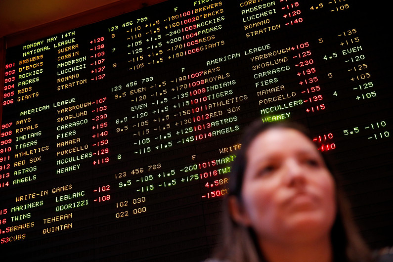 photo- Supreme Court Sports Betting