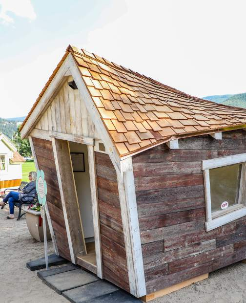 Seven playhouses for the Playhouse Project will be auctioned off to St. Jude Children's Research Hospital, the Vail Board of Realtors Foundation and Habitat for Humanity Vail Valley.