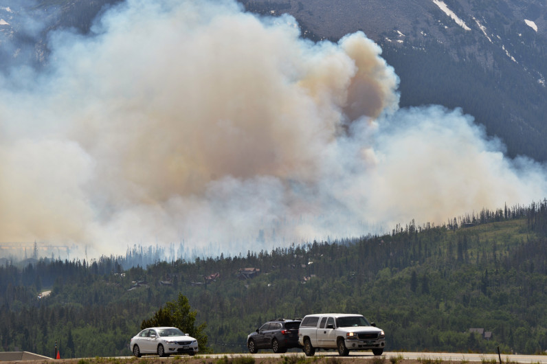 photo - summit county fire