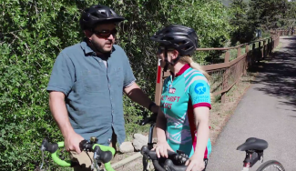 Green commuting promoted with Sole Power Challenge (video)