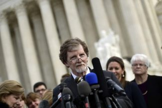 photo -US-JUSTICE-GAY RIGHTS-MARRIAGE