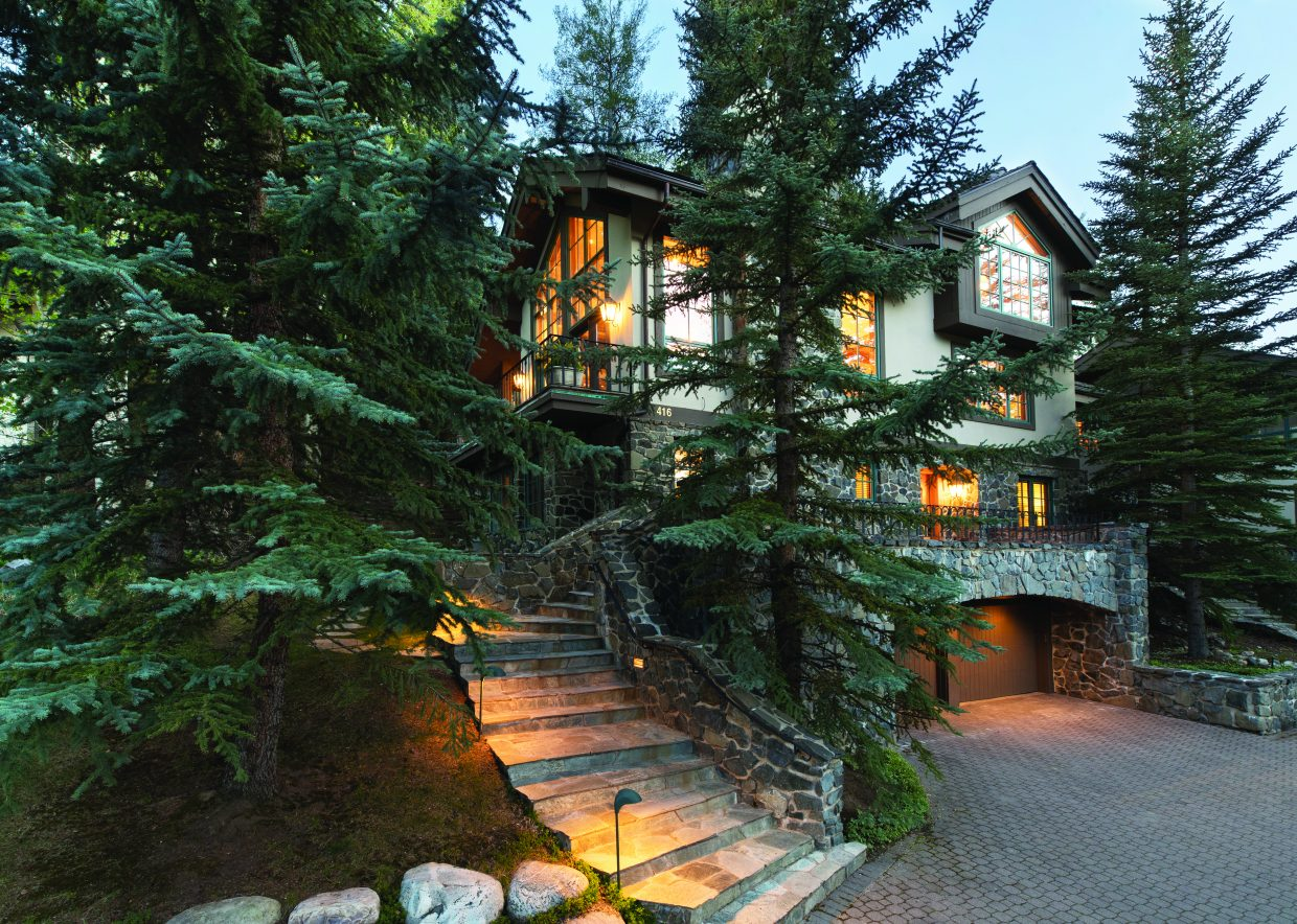photo - 416 forest rd exterior vail co