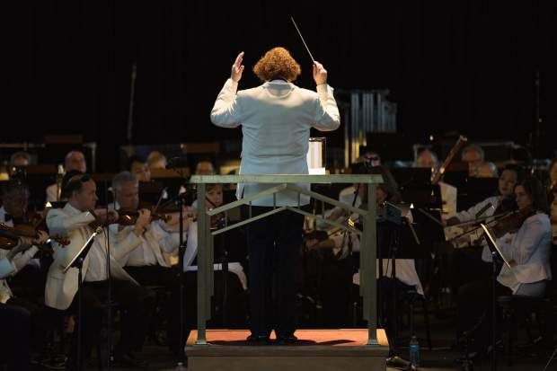 The Philadelphia Orchestra has two performances remaining in its Bravo! Vail residency, July 13-14. Both performances are at the Gerald R. Ford Amphitheater in Vail.