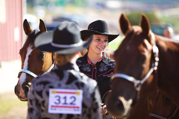 4-H events range from livestock to equestrian competition to all sorts of other categories.