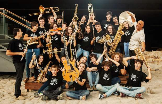 For 12 years, Joan Chamorro has led the Sant Andreu Jazz Band, a group of boys and girls aged 7 to 20 years old. The Spanish musician performs three shows in two nights as part of the Vail Jazz Festival.