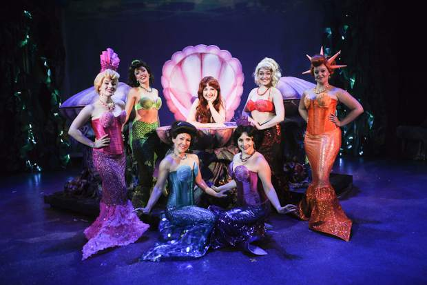reviews for the little mermaid on broadway