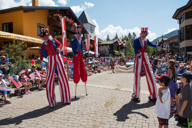 Watch the Vail America Days Parade online, on TV | VailDaily com