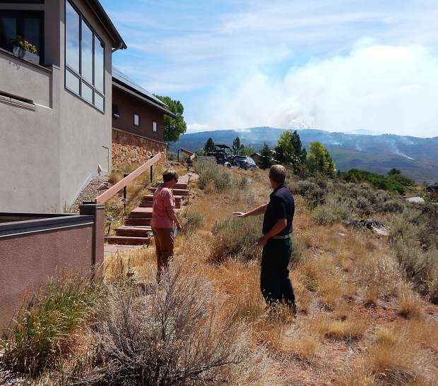 Eagle County Wildfire Mitigation Coordinator Offers Local