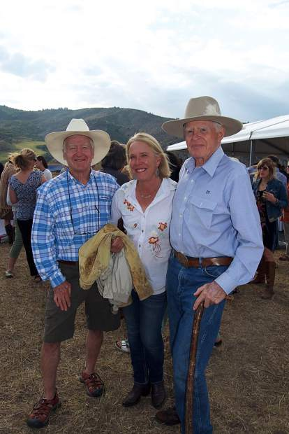 Sandy Hinmon, Julie Hansmire and Roger Tilkemeir are committed to the Eagle Valley Land Trust and its mission to preserve our natural and cultural heritage, scenic beauty and wildlife habitats.