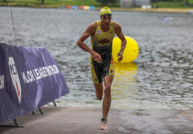 a3e74bb8296 In an Olympic preview, Major League Triathlon event hits Nottingham Park