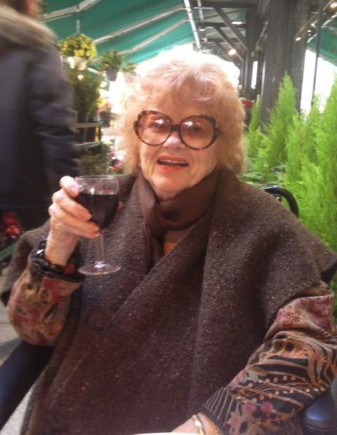 Obituary: Luanne Marie Raun Smith, July 18, 1935, to Aug. 2, 2018