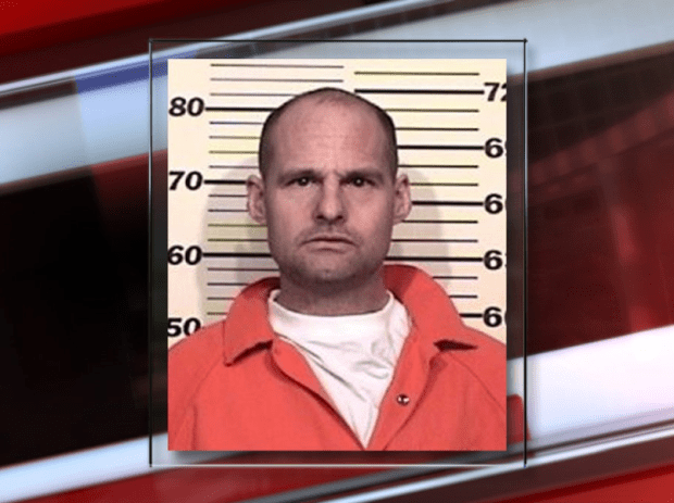 photo- escapee Sean Hanneman