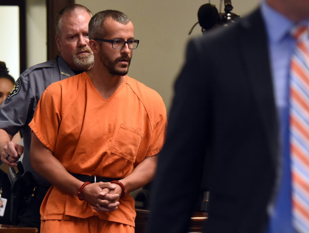 photo- Chris Watts in court