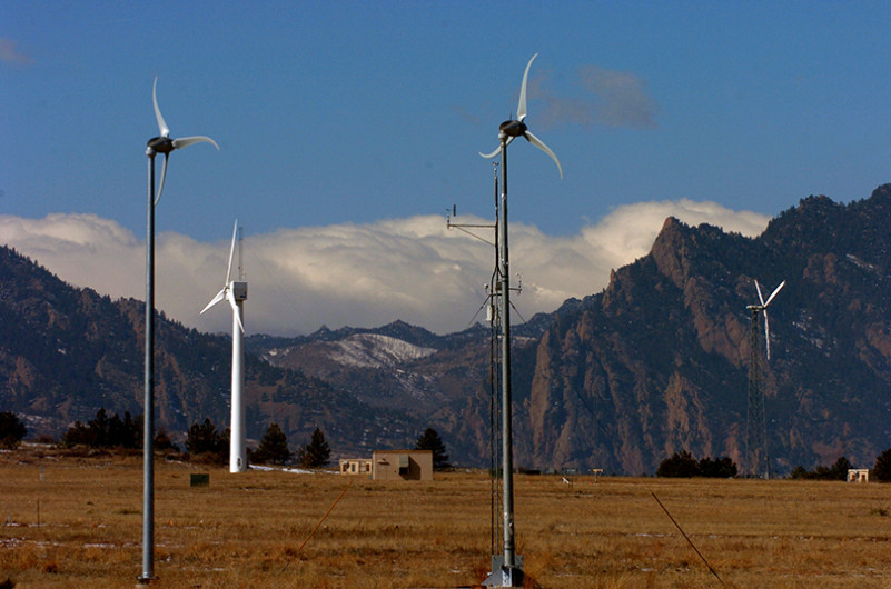 photo - renewable energy colorado