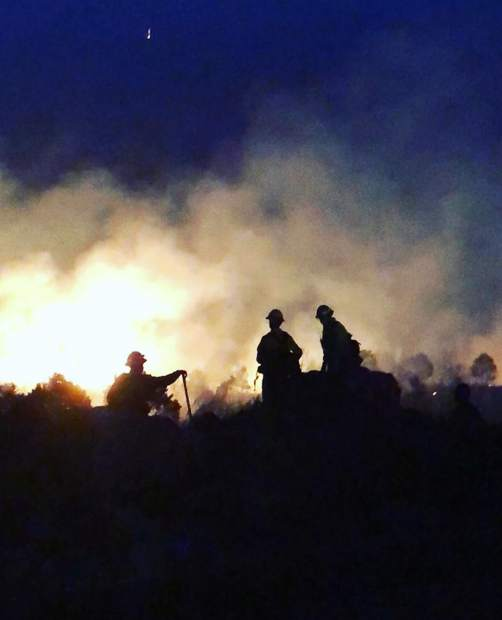 The 2018 Lake Christine Fire near Basalt burned nearly 13,000 acres. Local fire officials are using lessons from that fire to help with both emergency response and future preparedness.