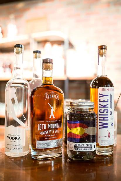 Double down on $20.18 specials by starting at 10th Mountain Whiskey & Spirit Co. in Vail, offering drink specials and a chance to win a whiskey barrel, followed by dinner at one of the other participating restaurants.