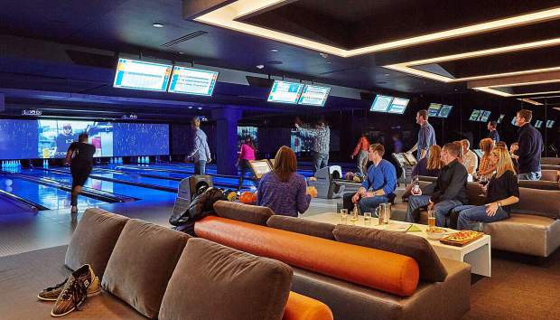 Looking for more than dinner? Bol in Vail is offering up a dinner special for $20.18 as well as one hour of bowling for $20.18.