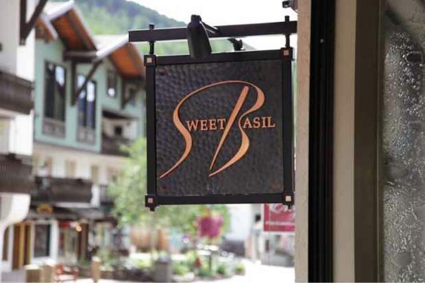 Sweet Basil in Vail typically participates in Restaurant Week in the spring and the fall.