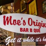 Side Dishes: Moe's Original Bar-B-Que