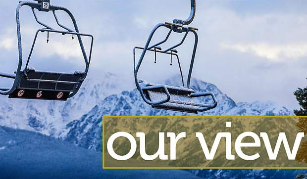 Our View: Time to move on from chairlift, EagleVail