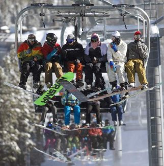 Celebrate the opening of Summit County ski resorts with music, giveaways, beer