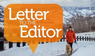 Letter: On June 23, think soil
