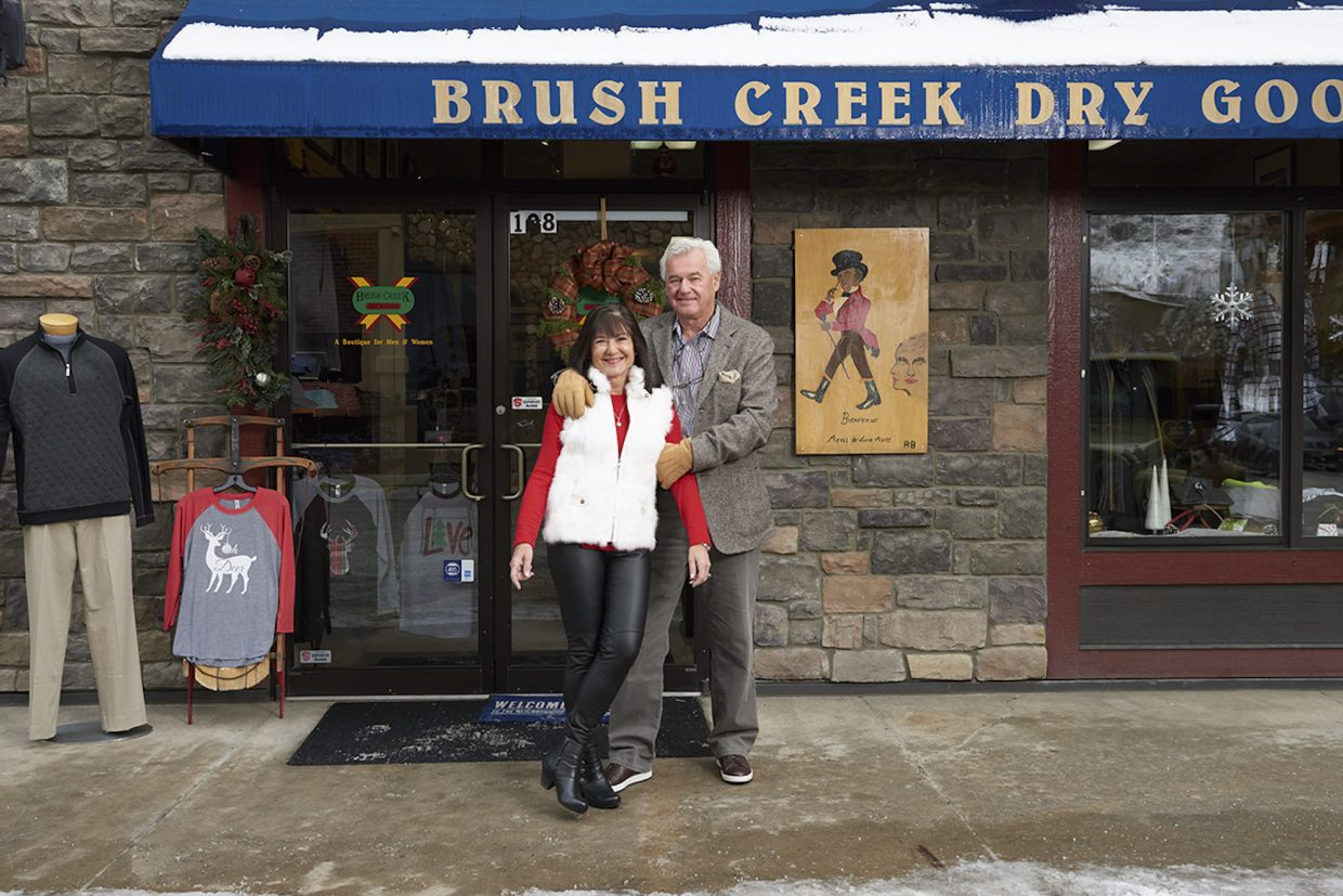 Brush Creek Dry Goods, Edwards