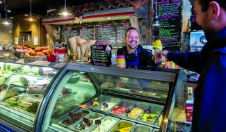 Go gourmet with DeliZioso, a boutique market in Vail Village
