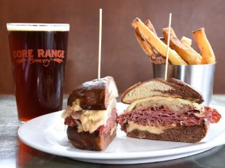 Gore Range Brewery offers brews, daily specials and casual atmosphere