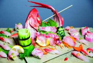 Seafood is the name of the game at Hooked