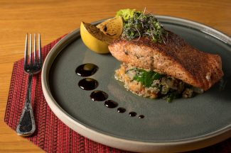 Pepi's provides classic Austrian dishes delivered with warm smiles