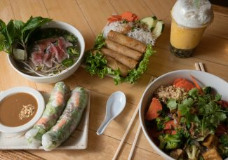 Pho 20 keeps it fresh and simple