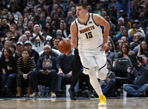 Denver Nuggets earn playoff berth years in the making