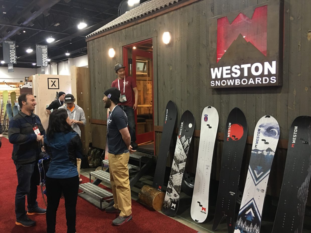 Weston Snowboards in Minturn continues to rise to the top of the Colorado splitboard scene, as well as adding skis to its lineup.