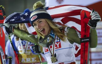 Vail's Mikaela Shiffrin doesn't win and the world continues