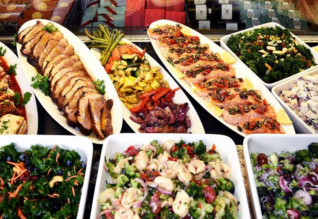 Foods of Vail offers grab-and-go, stay and eat options