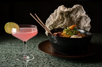 Tavern on the Square offers alpine inspired cuisine with a sophisticated twist