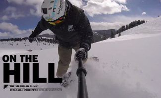 VIDEO: More fresh snow in Vail