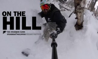 VIDEO: Deep snow in Vail