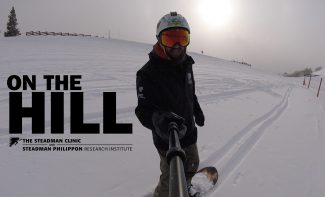 VIDEO: Snow and sun simultaneously on Vail Mountain