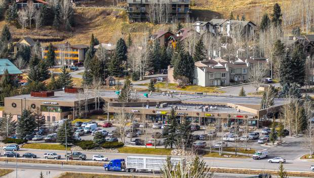 Vail Valley commercial property is in pretty short supply