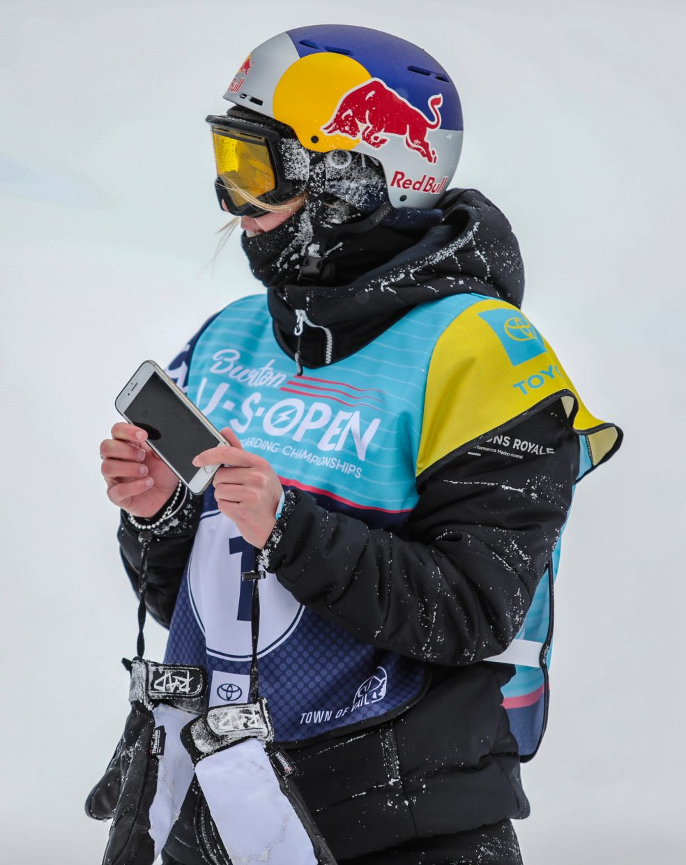 Zoi Sadowski-Synnott, 17, wins Burton US Open women's slopestyle