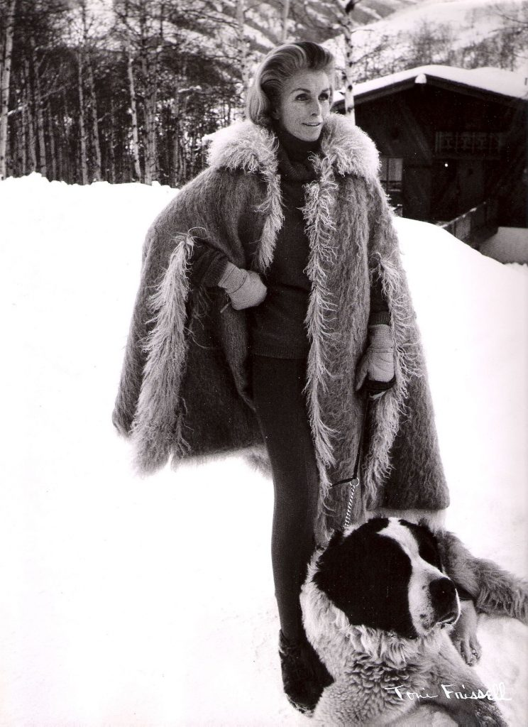Ann Taylor was known for bringing high end fashion to the Vail Valley.