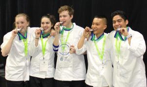 Battle Mountain's dining dynasty displayed in competition