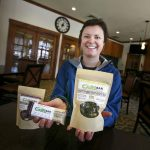 Breckenridge woman creates a post-workout nutrition bar high in CBD, turmeric