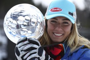 So is Mikaela Shiffrin the GOAT yet?