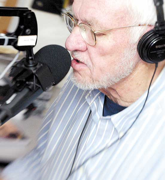 Among other things, Dick Gustafson twice launched a radio show featuring some of America's most timeless music.
