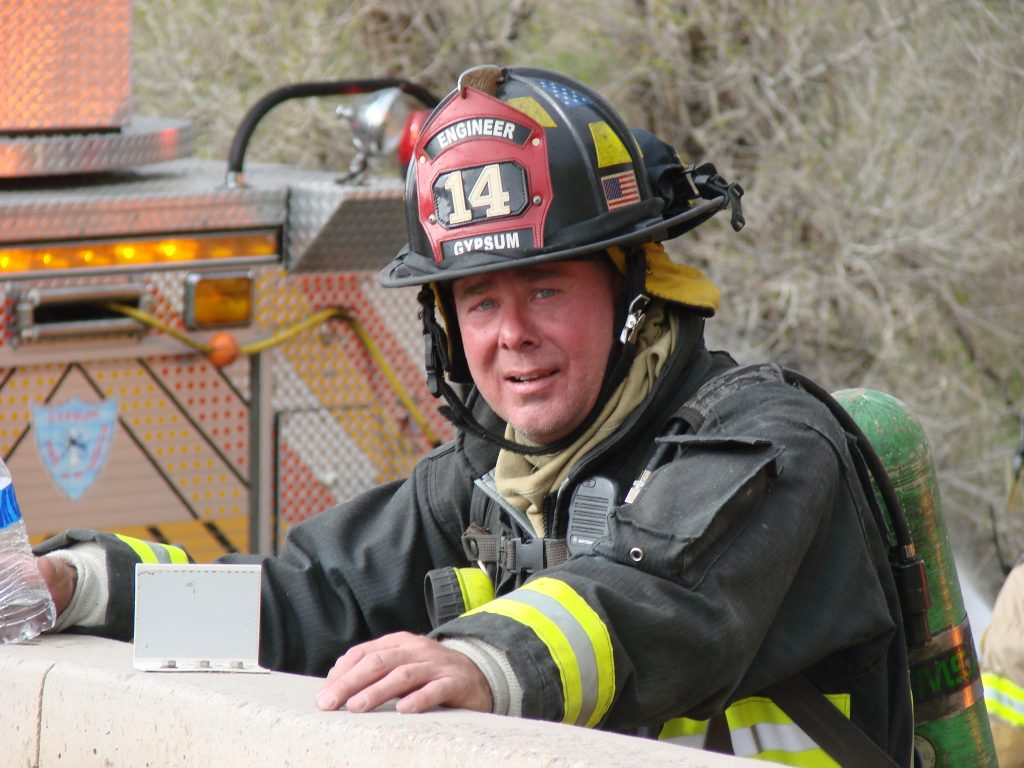 Eric Hill — a life spent saving others