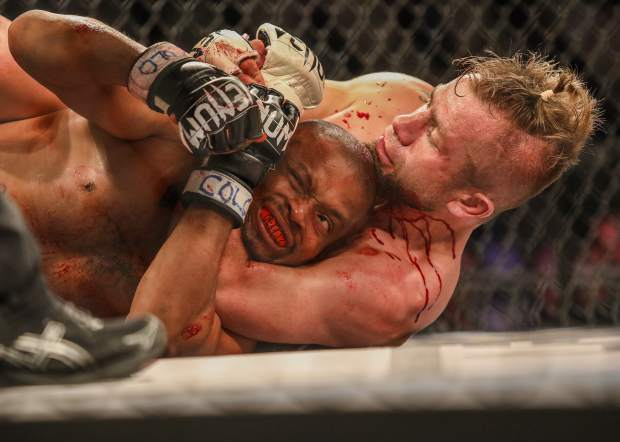 Mixed Martial Arts Fighting Returns To Vail In May Vaildaily Com